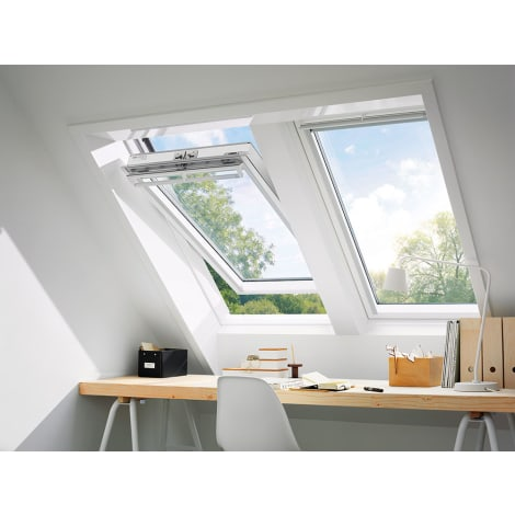 VELUX INTEGRA Elektrofenster/ Solarfenster/ Schwingfenster/ Rauchabzugsfenster GGL PK 100590