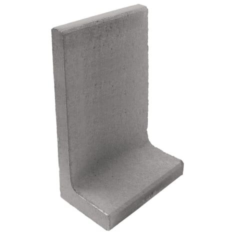 Diephaus L-Stein grau 80/50/50/7 cm 1053180
