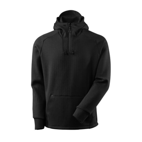 MASCOT Kapuzensweatshirt mit kurzem Reissverschluss ADVANCED 17684-319 Damen & Herren  1019341