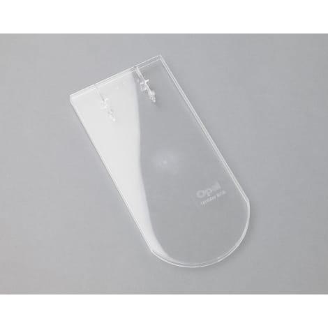 Braas Opal Standardbiber 18/38 RS Lichtbiber (Acryl), transparent 1105917