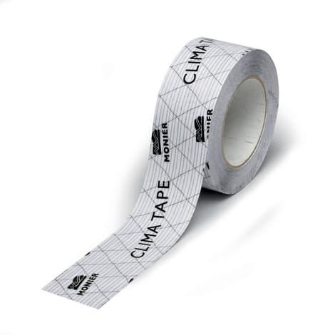 Braas Clima Tape, einseitiges Klebe band fuer Divoroll (25mx6cm) 1105874