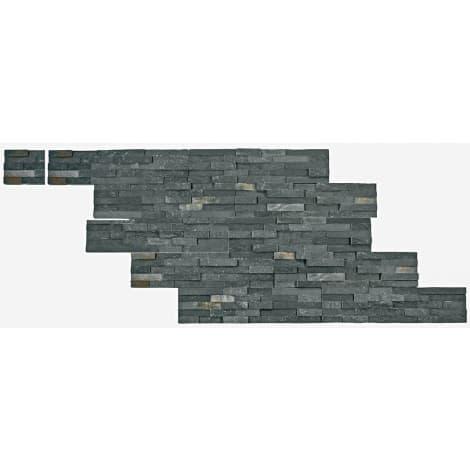 Panther Garden & Living - Schiefer Trockenmauer Sassari 60 x 15 cm 1063562