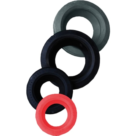 Spezialdichtung DN 50, schwarz Cristall, TW 10 - 18mm 1053917