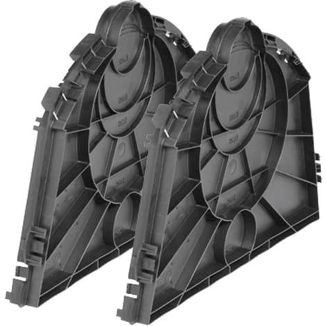 Sicker-Tunnel 300 Endplatte Set (2 Stück) 1053816