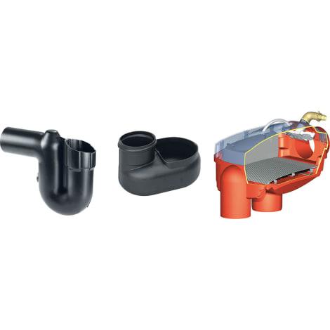 CARAT/PLATIN XL/XXL - Ausbaupaket 3 Optimax-Pro Filter XL Intern DN 150 1053990