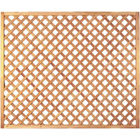 T&J Diagonal-Rankzaun grün 6 x 6 cm  180 x 150 cm  Rahmen 45/45 mm 1009442