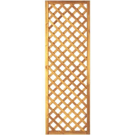 T&J Diagonal-Rankzaun grün 6 x 6 cm  60 x 180 cm  Rahmen 45/45 mm 1009443