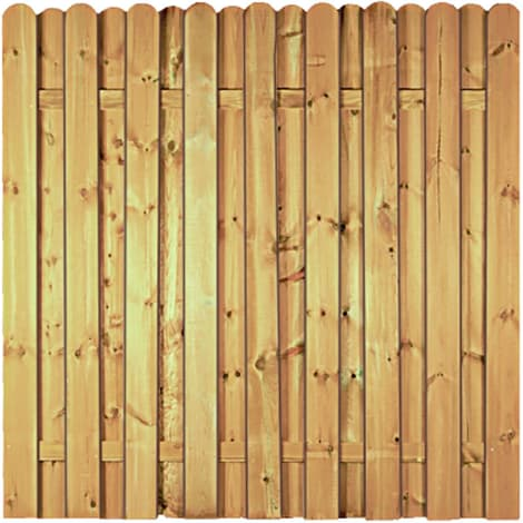 T&J LIEKE-Serie gerade grün  180 x 180 cm , ohne Rahmen,  Lamellen 14 x 120 mm, geschraubt 1009472