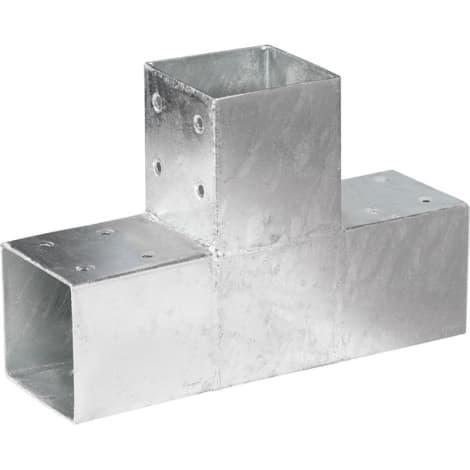 T&J QUATRO-Steckverbinder Mitte einfach, für 9 x 9 cm  30,5 x 20 x 9 cm  1009544