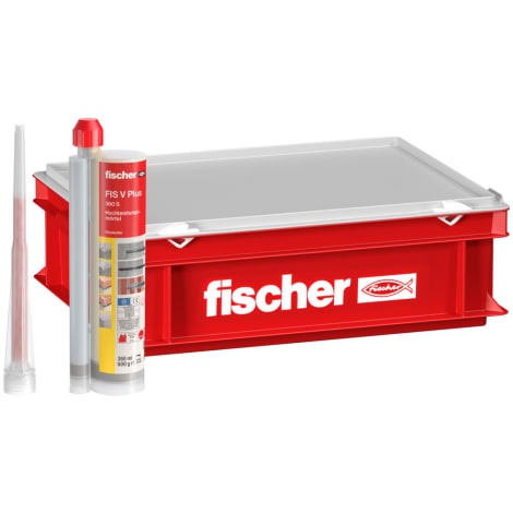fischer Hochleistungsmörtel FIS V Plus 360 S Handwerkerkoffer klein (1 Stück) 100736