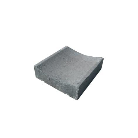 Diephaus Ablaufrinne grau 33/30/9 cm offen 1073193
