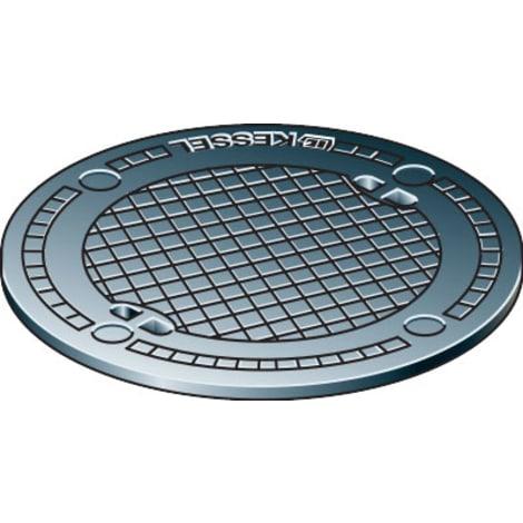 KESSEL-Abdeckplatte aus Kunststoff 1118018