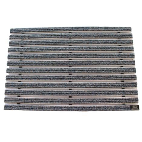 Schuhabstreifer 60x40 cm hellgrau 1002463