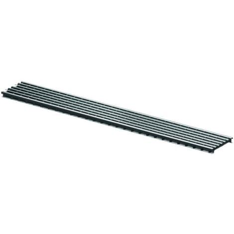 ACO Lichtschachtabdeckung Belüftungsrost Längsprofilrost 100 x 40 oder 60 cm 1004681