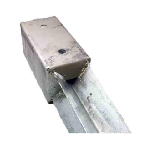 Einschlagbodenhülse 101 x 101 x 900 mm 1020308