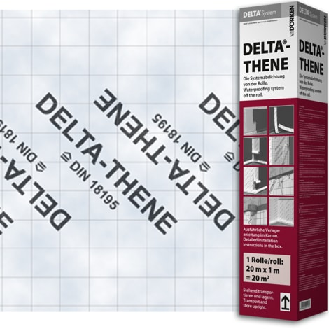 Dörken Delta Thene 5x1m 1003124