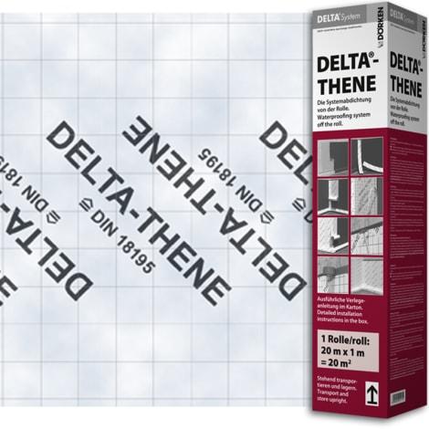 Dörken Delta Thene 20x1m 1003125
