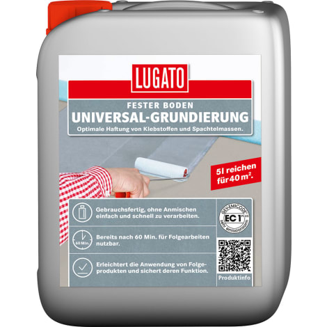 LUGATO UNIVERSAL-GRUNDIERUNG (1 x 5 l) 1056394