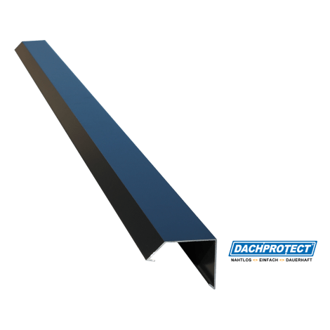 Dachrandprofil ISOS 195cm in anthrazit 1052699