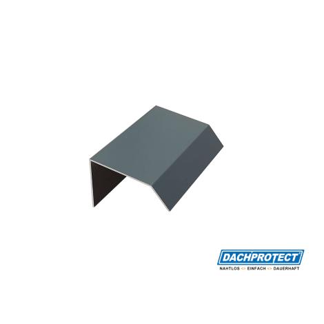 Verbinder ISOS Dachrandprofil in anthrazit 1052702