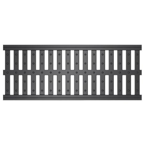 ACO Profiline 1,0m Kunststoffrost für Baubreite 13 cm 1004288
