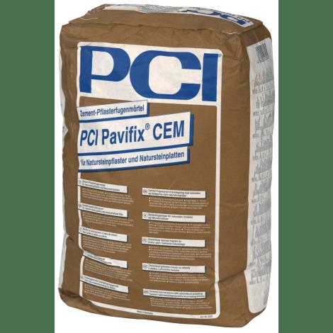 PCI Pavifix CEM Zement-Pflasterfugenmörtel 25 kg Sack grau 1011306