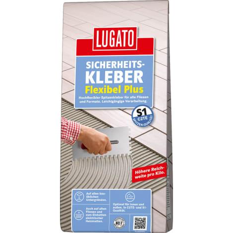 LUGATO SICHERHEITSKLEBER FLEXIBEL PLUS 1056436