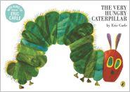 The Very Hungry Caterpillar - Album avec CD audio lu par Eric Carle