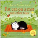 Phonics stories: Fat cat on a mat and other tales (avec CD)