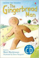 The Gingerbread Man +CD