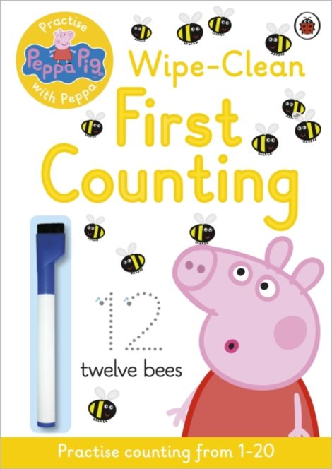 Peppa Pig: Practise with Peppa: Wipe-Clean Counting