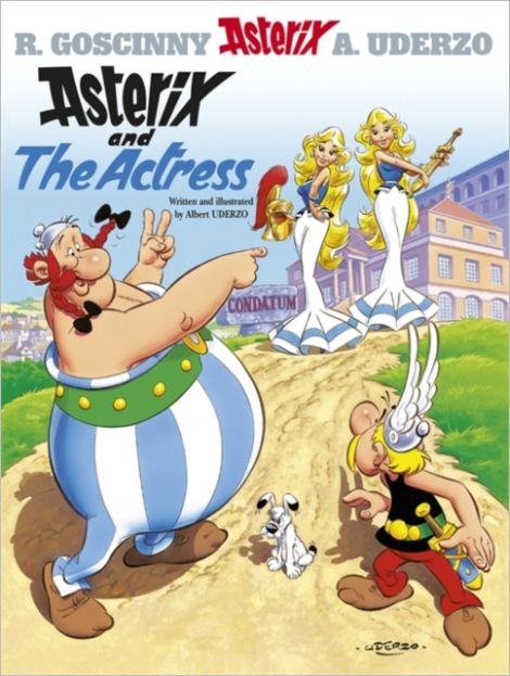 Vol. 31 - Asterix and the Actress