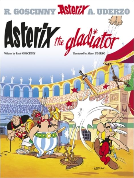 Vol. 4 - Asterix the Gladiator