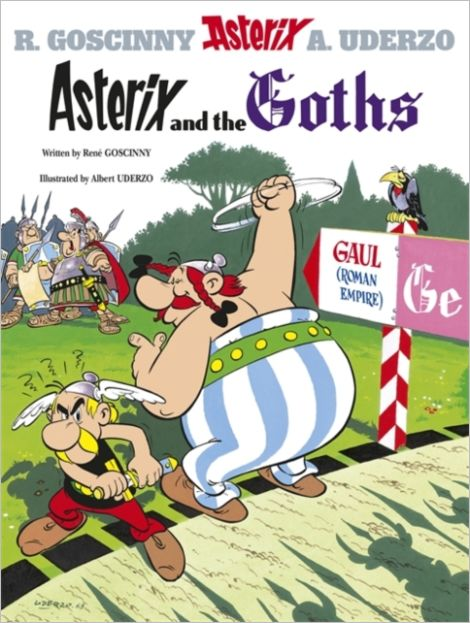 Vol. 3 - Asterix and the Goths