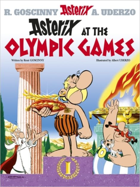 Vol. 12 - Asterix at the Olympic Games