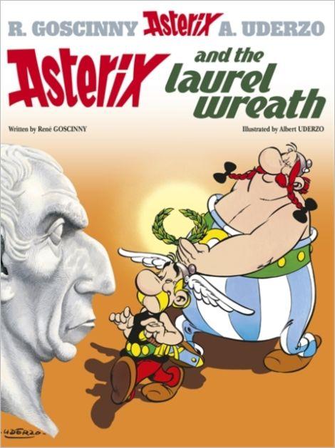 Vol. 18 - Asterix and the Laurel Wreath