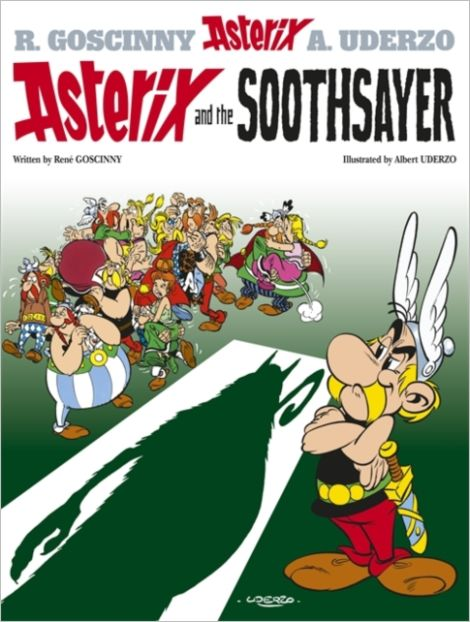 Vol. 19 - Asterix and the Soothsayer