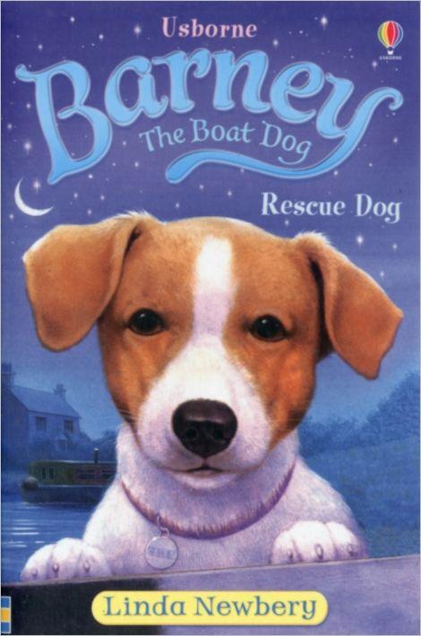 Barney Boat Dog, Rescue Dog