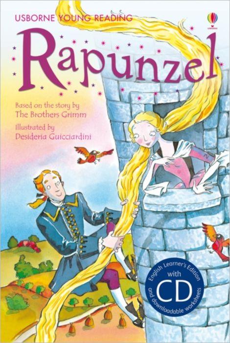 Rapunzel (avec CD)