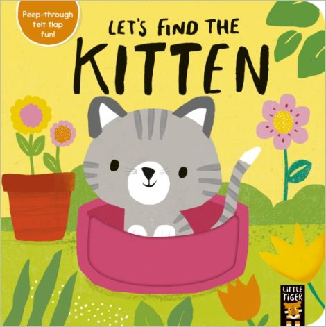 Let's Find the Kitten