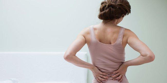 Cara Mengobati Sakit Pinggang Yang Tak Kunjung Sembuh