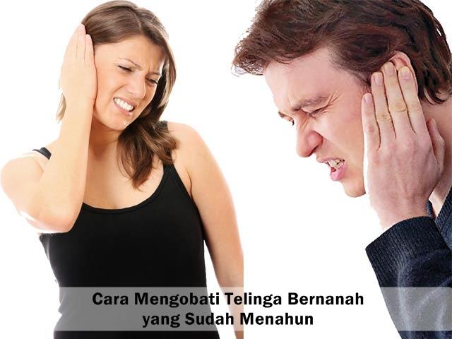 obat telinga berair menahun
