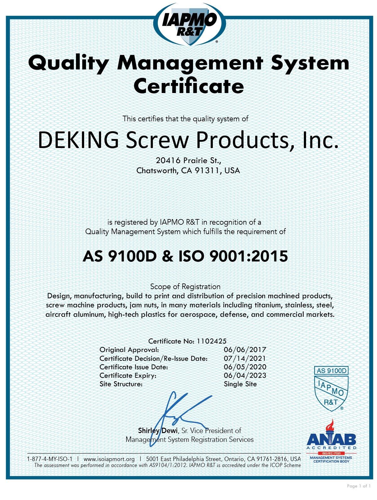 Deking-Screw-Products,-inc