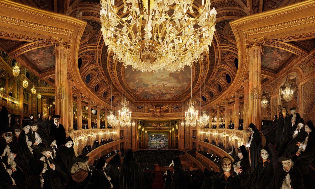 Versailles Opéra 1788