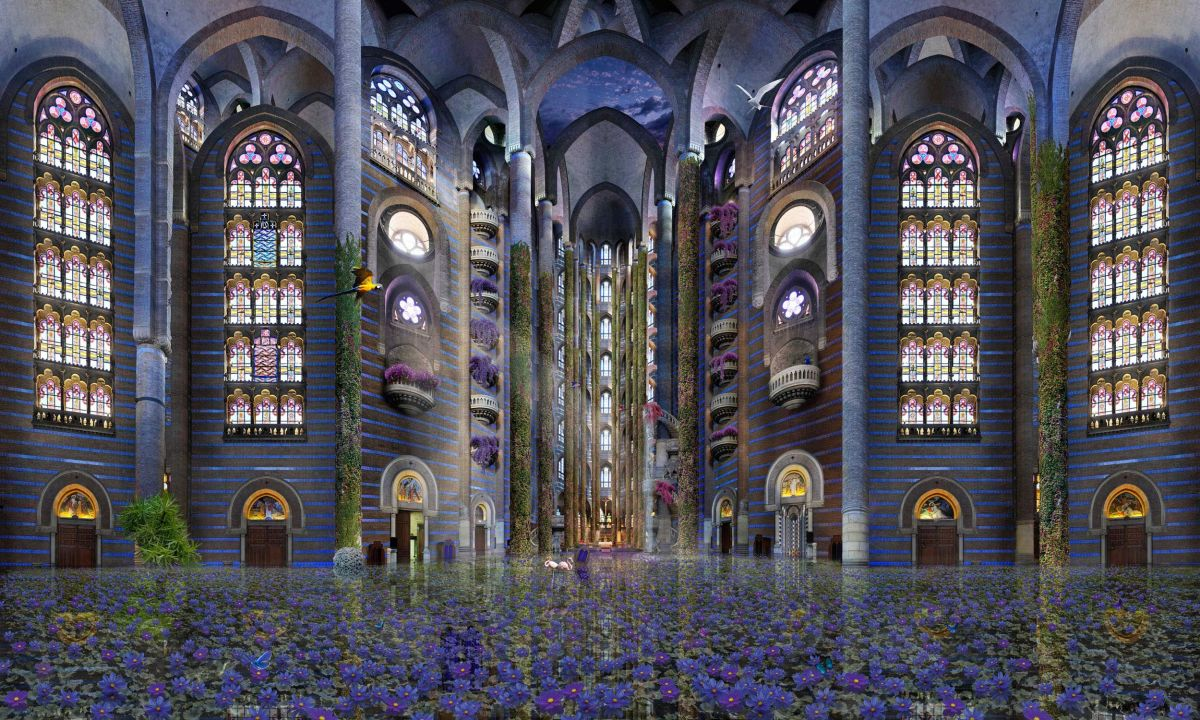 Eglise san Pau