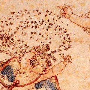 Cupid the Honey Thief