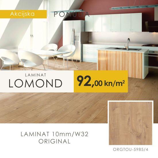 Laminat akcija hrast Lomond