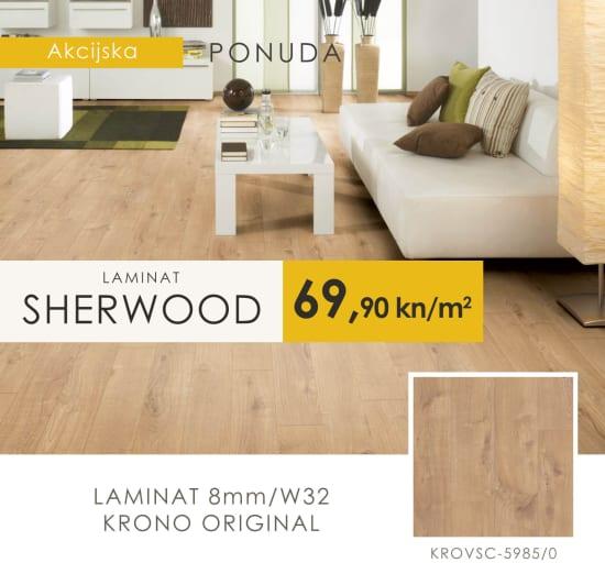 Laminat SHERWOOD