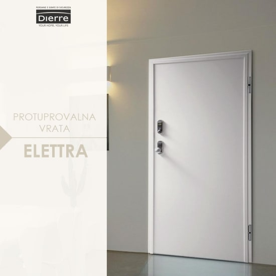 protuprovalna vrata elettra