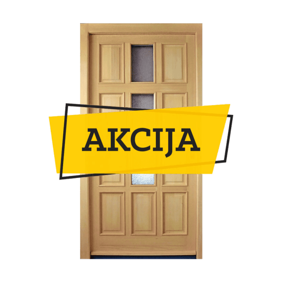 ulazna vrata akcija